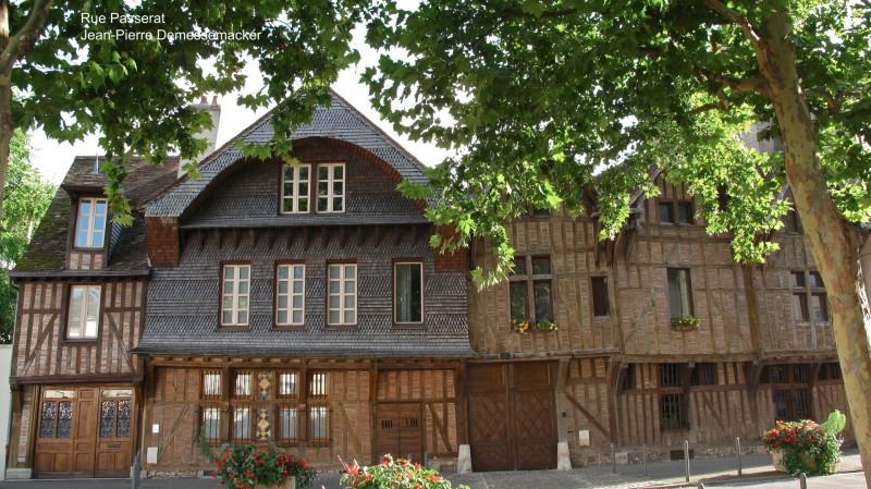 Ballades dans Troyes